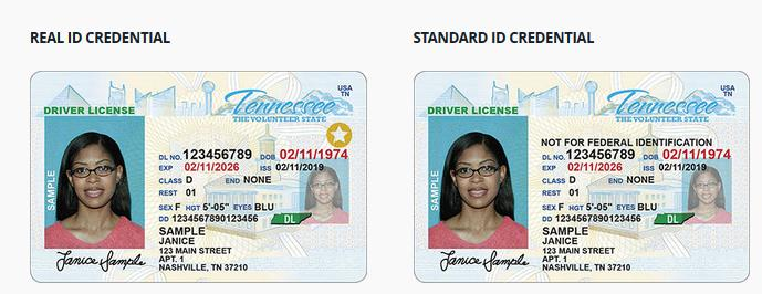 New I.D. Law Coming Into Play in 2020